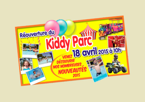 attraction kiddy parc